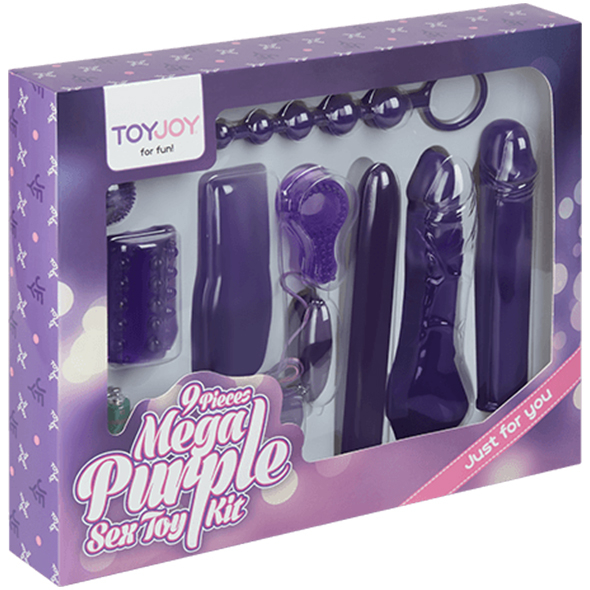 Mega sex Kit Toy Joy 0