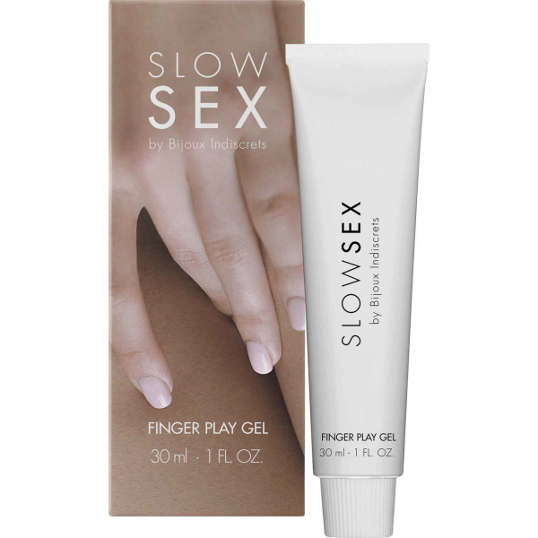 Slow Sex Finger Play Gel 0