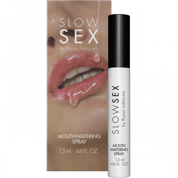 Slow Sex Mouthwatering Spray 13 ml 0