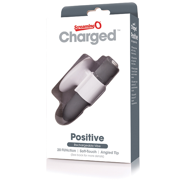 Charged Positive Vibe 4