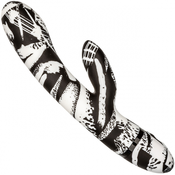 Vibrator Rabbit Black & White 0