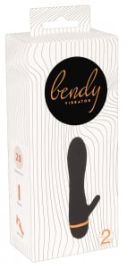 Bendy Ripple Clit Vibrator0