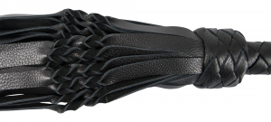 Perfect Pleasure Leather Flogger 72 cm by ZADO1