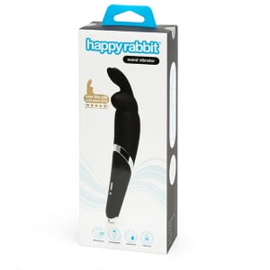 Happy Rabbit - Wand Vibrator Black4