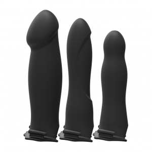 Body Extensions™ - Vibrating BE Naughty Black1