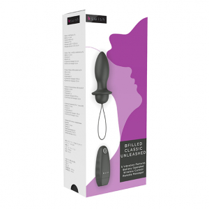 B Swish - bfilled Classic Vibrating Plug1