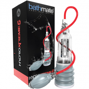 Bathmate - HydroXtreme5 Penis Pump Crystal Clear2