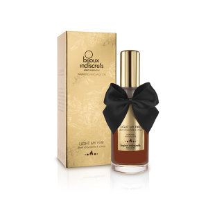 Ulei Masaj Erotic Warming Chocolate 100 ml3
