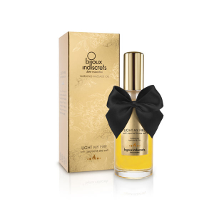 Ulei Masaj Erotic Warming Caramel 100 ml3