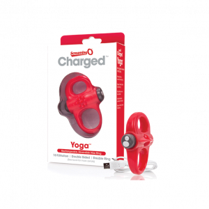 Charged Yoga Vibe Ring0