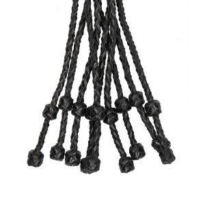 Flogger Impletit din Piele Naturala by Pain2