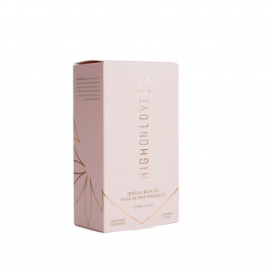 HighOnLove - Bath Oil Lavender Honeybee2