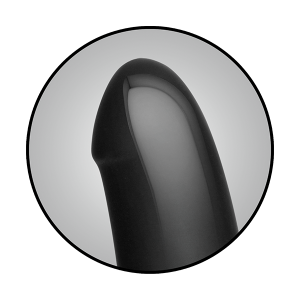 Dildo anal Dual Density Secondskyn 24 cm3