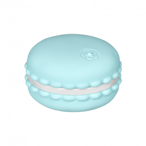 Kawaii - Macaroon Massager Mint3