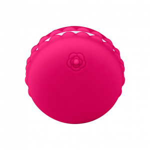 Kawaii - Macaroon Massager Raspberry2