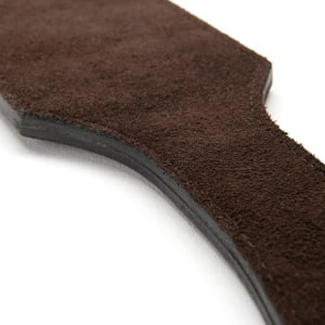 Coco de Mer - Leather Paddle Brown3