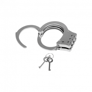METAL HANDCUFFS ORIGINAL1