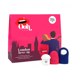 LONDON PLEASURE KIT0