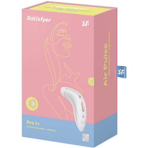 Satisfyer - Pro Plus Vibration1
